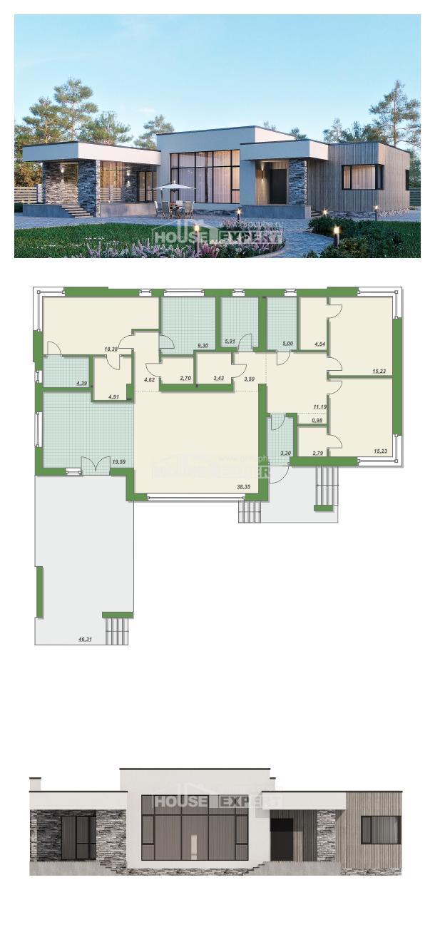 Проект дома 175-001-Л | House Expert