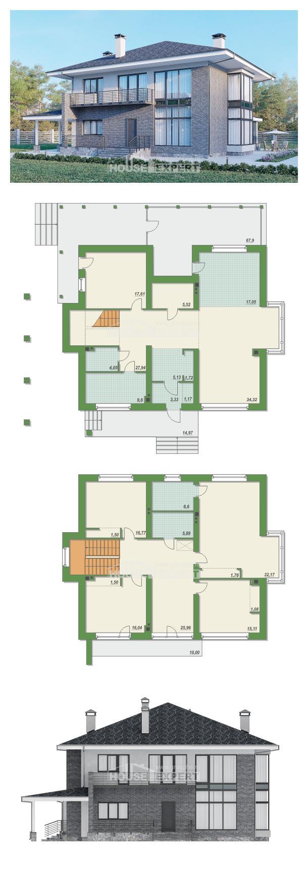 Plan 250-004-L   House Expert