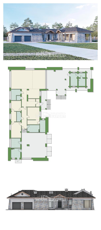 Projekt domu 280-004-L | House Expert