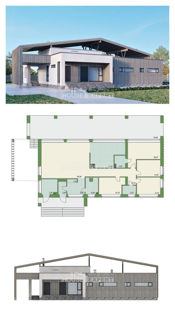 Projekt domu 170-011-L | House Expert