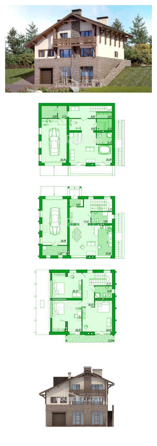 Plan 305-002-L | House Expert