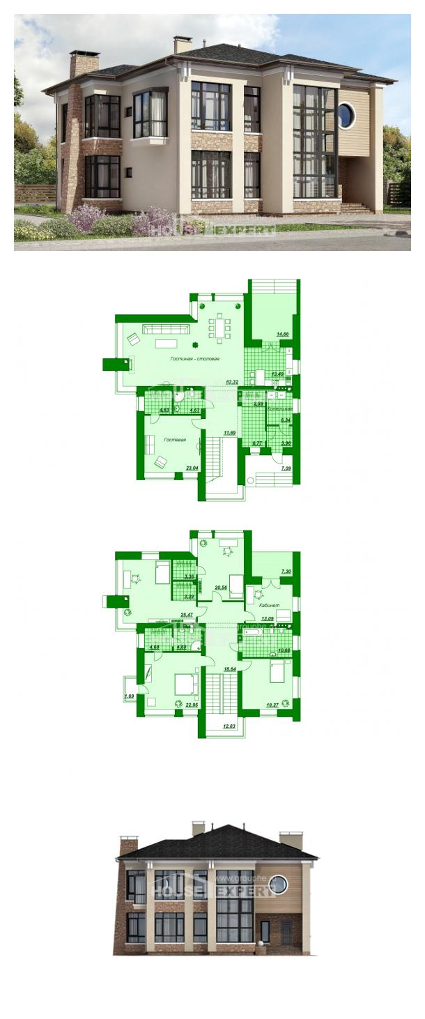 Projekt domu 300-005-L   House Expert