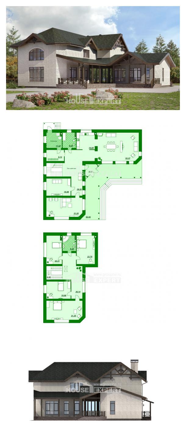 Projekt domu 340-004-L | House Expert