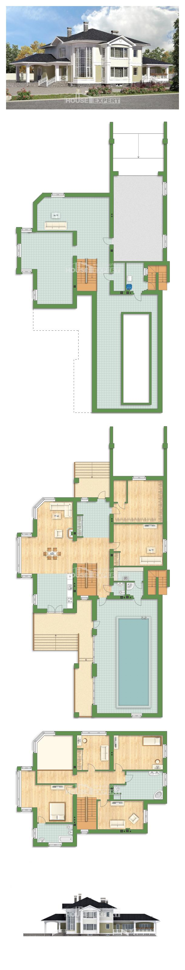 Projekt domu 620-001-L | House Expert