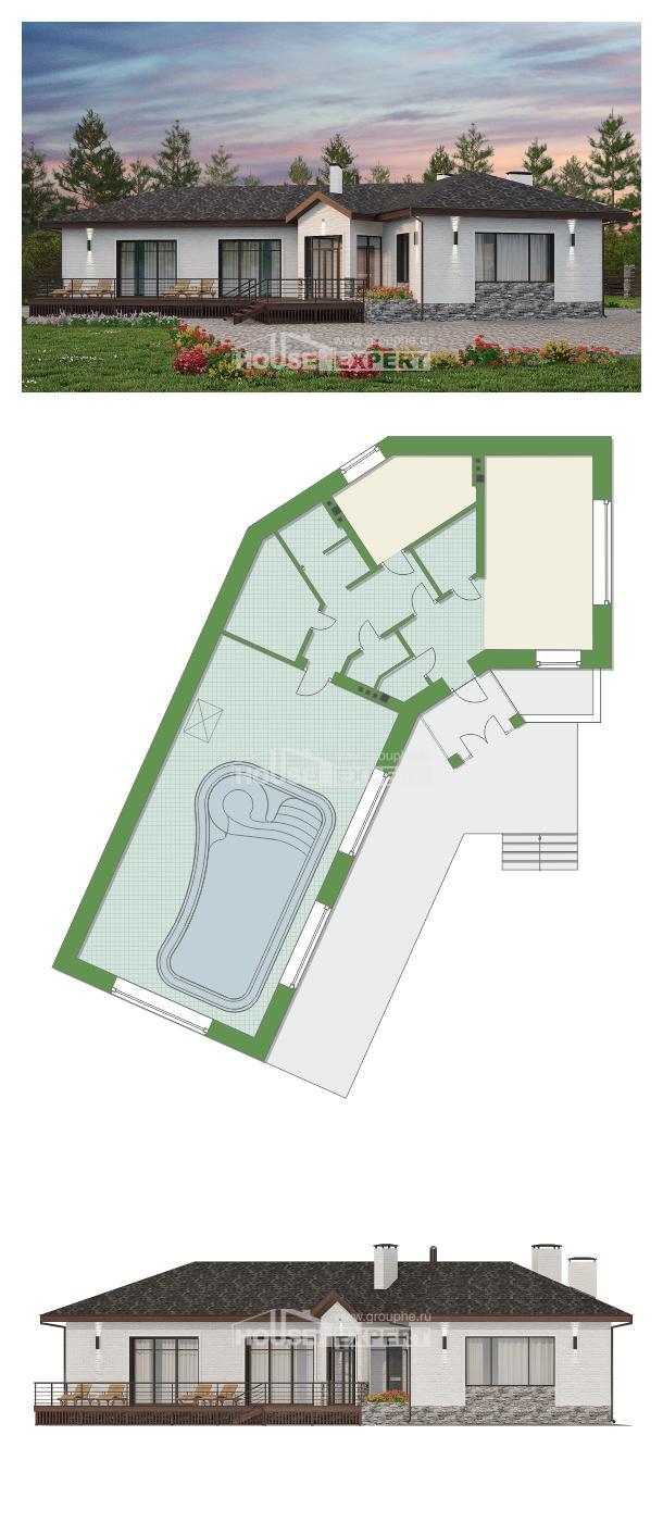 Проект дома 145-001-Л | House Expert