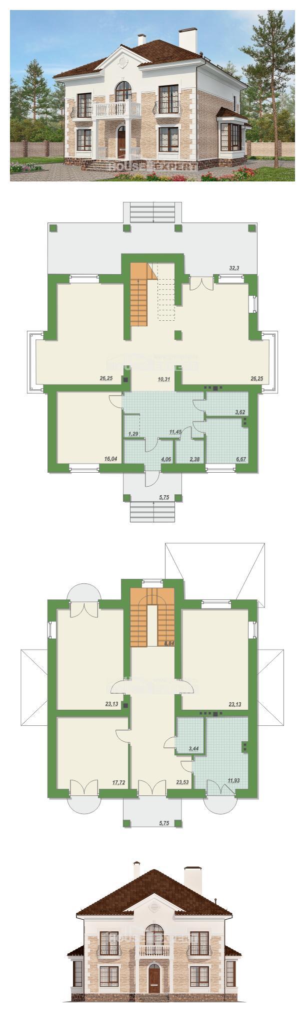 Plan 220-008-R   House Expert