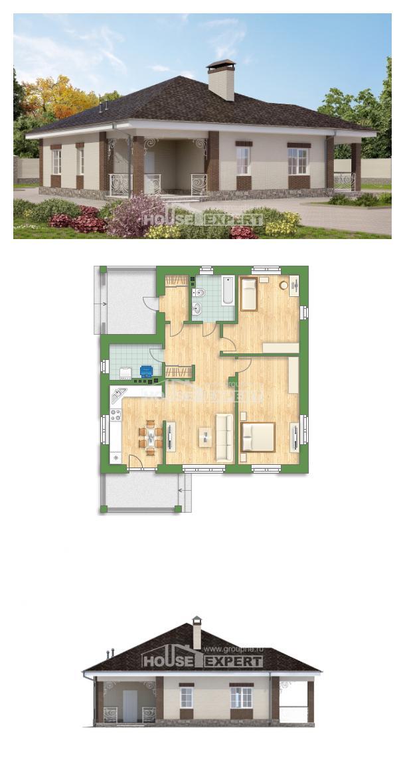 Plan 100-004-L | House Expert