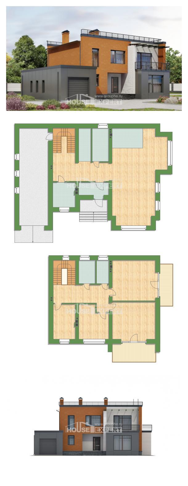 Projekt domu 260-002-L | House Expert