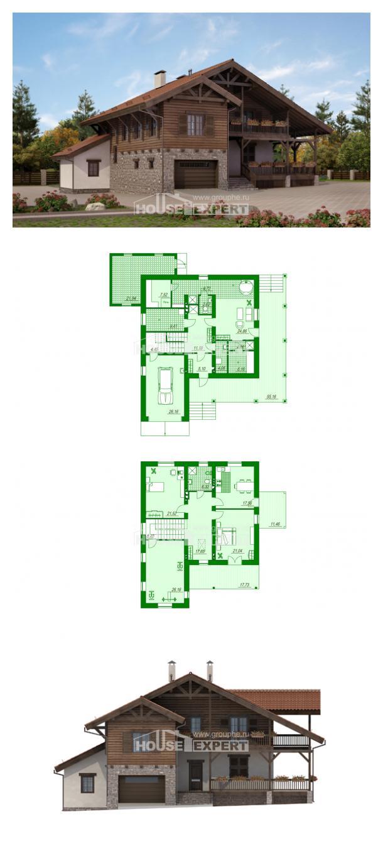Projekt domu 255-002-L   House Expert