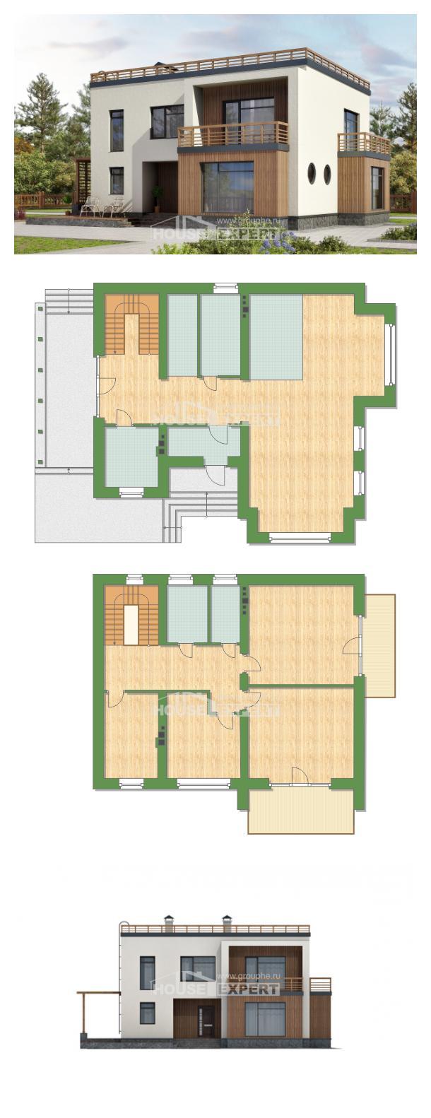 Projekt domu 215-002-L | House Expert