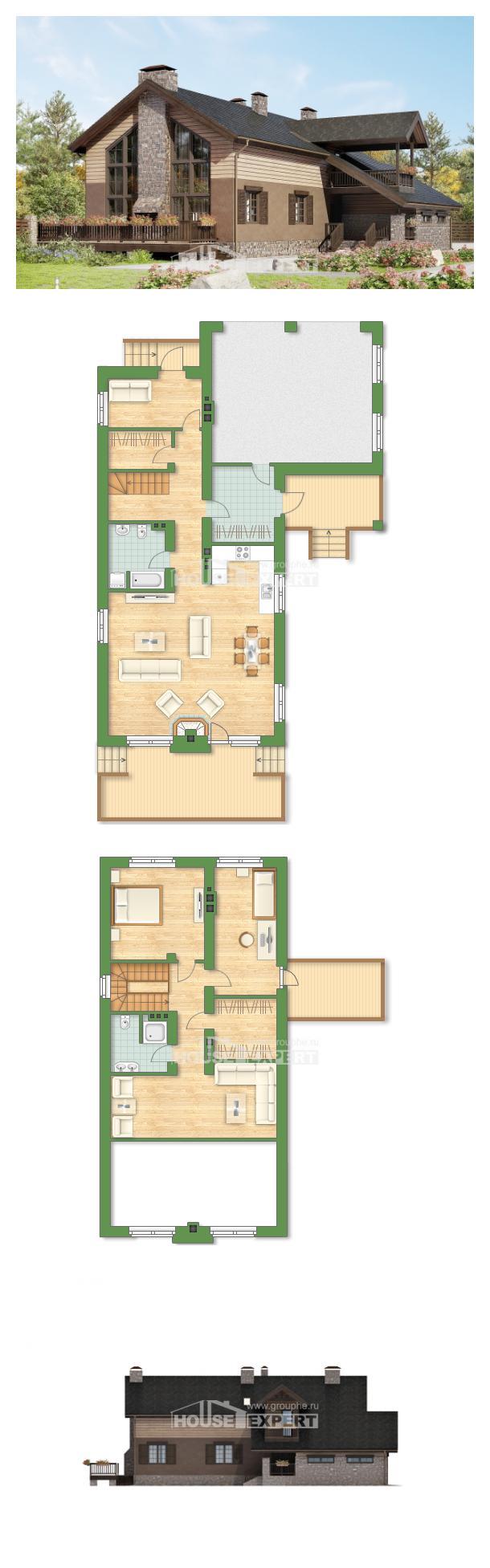 Projekt domu 240-002-R | House Expert
