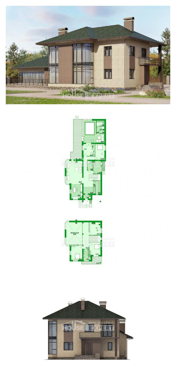 Projekt domu 305-003-R   House Expert