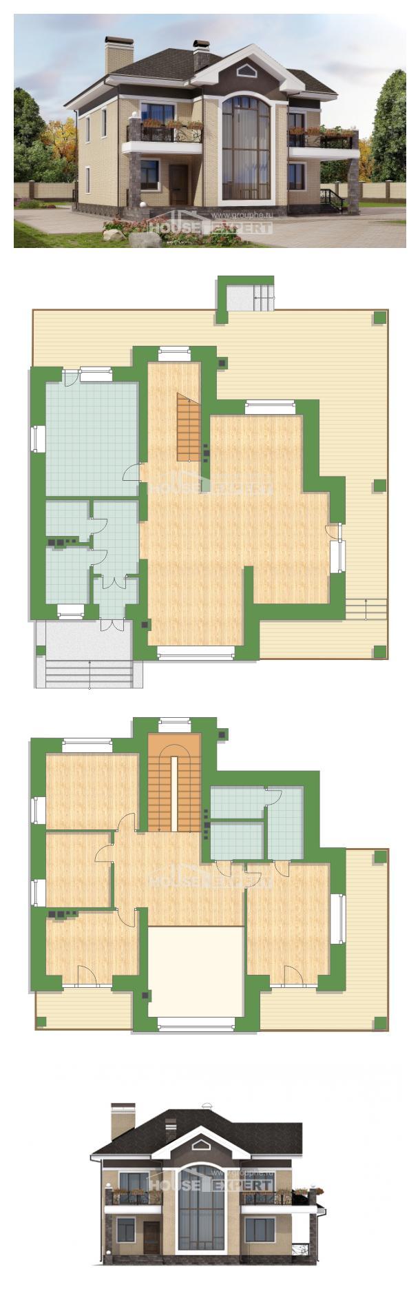Проект на къща 200-006-R   House Expert