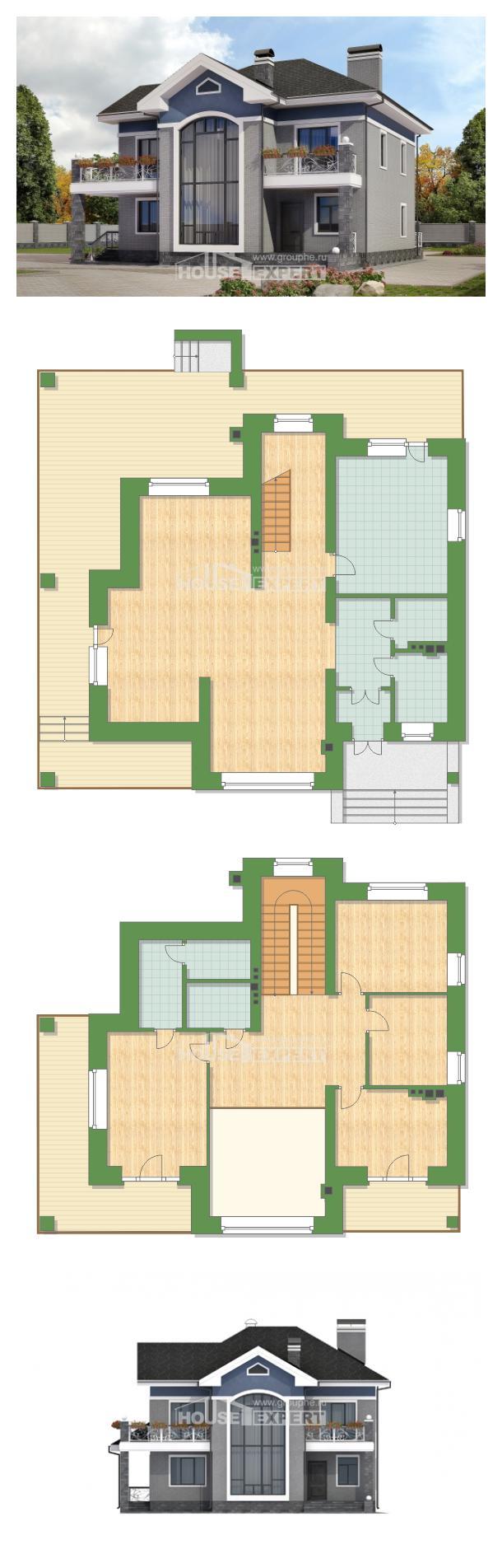 Projekt domu 200-006-L | House Expert