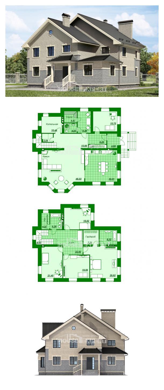 Projekt domu 300-004-R   House Expert