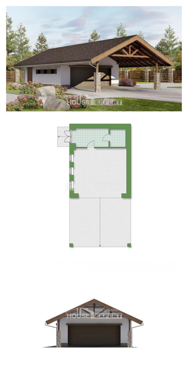 Projekt domu 060-005-L   House Expert