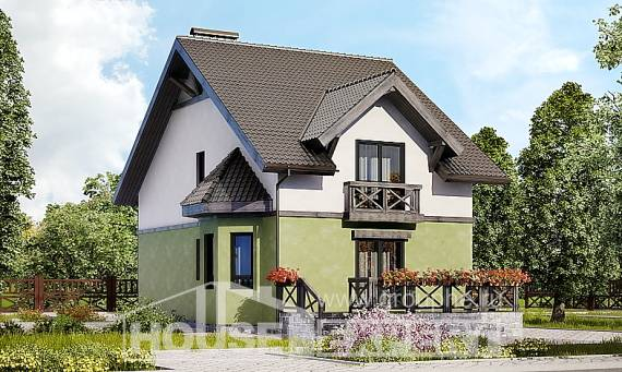 120-003-R Two Story House Plans, best house Design Blueprints