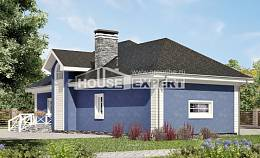 180-010-L Two Story House Plans with mansard roof with garage under, best house House Plan