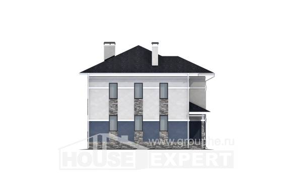 150-014-L Two Story House Plans, beautiful Plan Online
