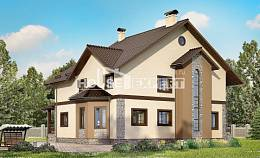 265-003-L Two Story House Plans, beautiful Plans To Build