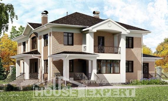 520-001-R Three Story House Plans, cozy Home House