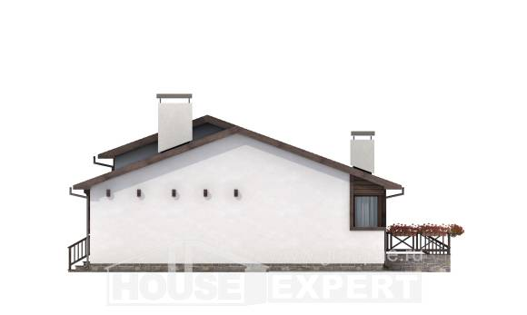 110-003-R One Story House Plans, beautiful Plans Free