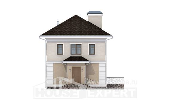 090-003-L Two Story House Plans, available Models Plans
