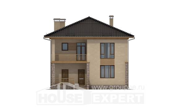 170-005-L Two Story House Plans, available Plans Free