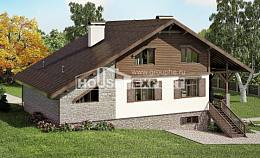 300-003-R Three Story House Plans with mansard roof with garage in back, best house Custom Home