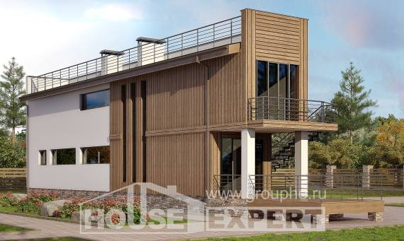 100-003-L Two Story House Plans, beautiful Planning And Design