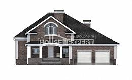 490-001-R Three Story House Plans with mansard with garage in front, a huge House Plans