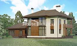 300-001-R Two Story House Plans, beautiful Building Plan