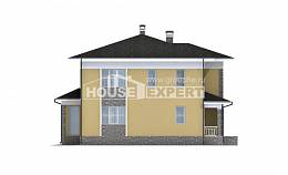 155-011-L Two Story House Plans, available Tiny House Plans