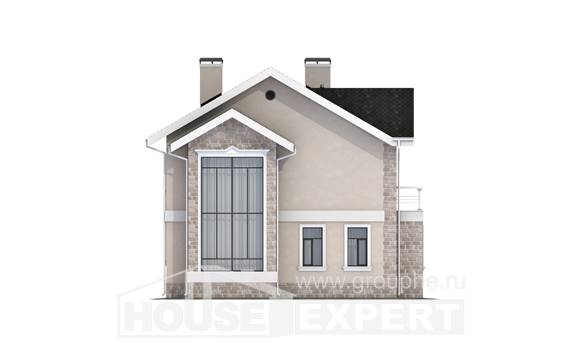 170-008-L Two Story House Plans, best house Plans To Build