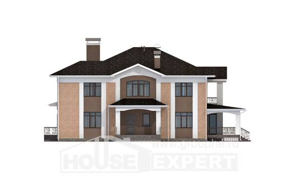 520-001-R Three Story House Plans, beautiful Planning And Design