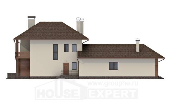 300-001-R Two Story House Plans, beautiful Home House
