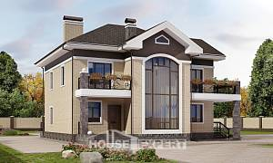 200-006-R Two Story House Plans, best house House Blueprints