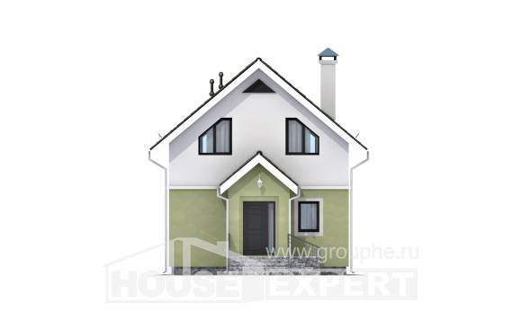 070-001-R Two Story House Plans and mansard, best house House Online