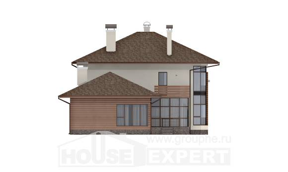 300-001-R Two Story House Plans, beautiful Plan Online