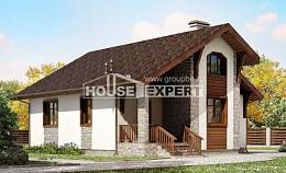 080-002-L One Story House Plans, best house Blueprints of House Plans
