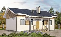 080-004-R One Story House Plans, beautiful Dream Plan