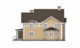 320-003-L Two Story House Plans, beautiful Plans To Build