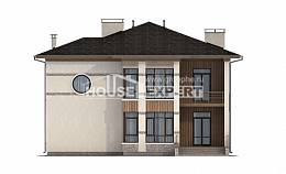 345-001-R Two Story House Plans, a huge Plan Online