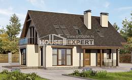 155-012-L Two Story House Plans and mansard, best house Home House