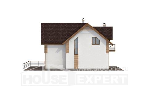 150-009-R  Two Story House Plans, beautiful Timber Frame Houses Plans