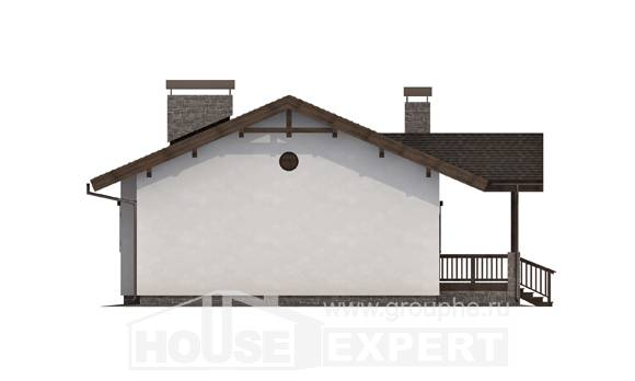 090-002-R One Story House Plans, modern Plans To Build
