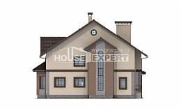 265-003-L Two Story House Plans, cozy Blueprints of House Plans