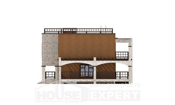 150-010-L Two Story House Plans, available Construction Plans