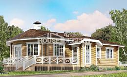 095-001-L One Story House Plans, classic Plans Free