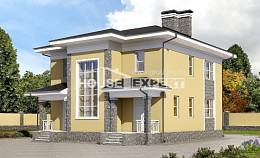 155-011-L Two Story House Plans, the budget Online Floor